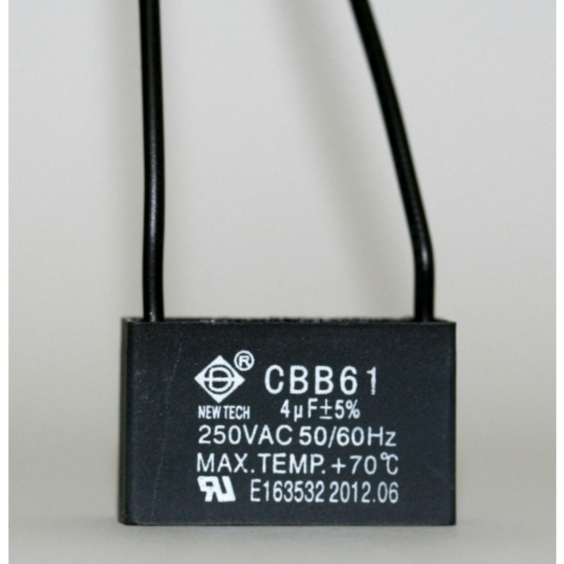 CEILING FAN CAPACITOR CBB...
